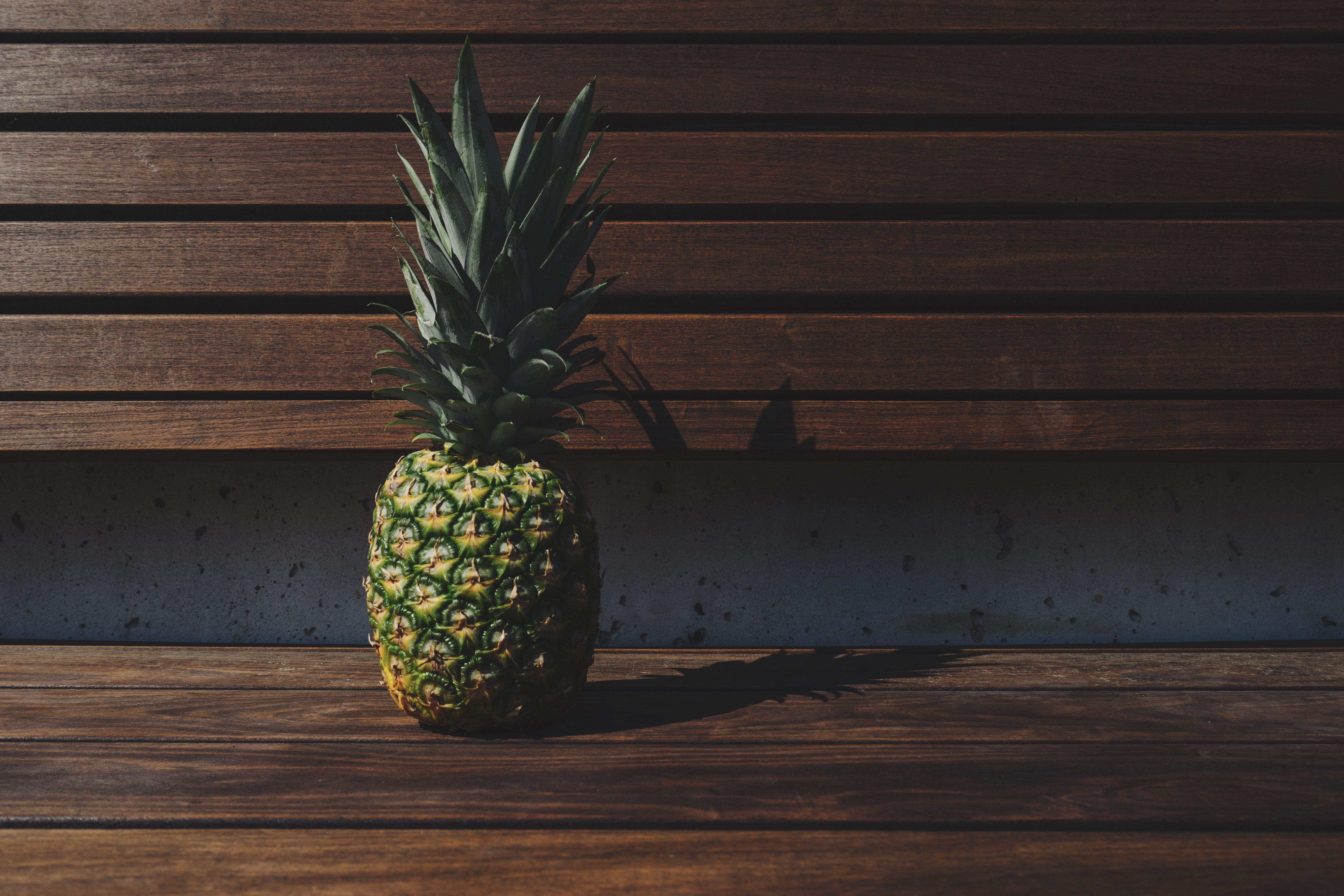 105634 Screensavers and Wallpapers Shadow for phone. Download Food, Shadow, Fruit, Pineapple pictures for free