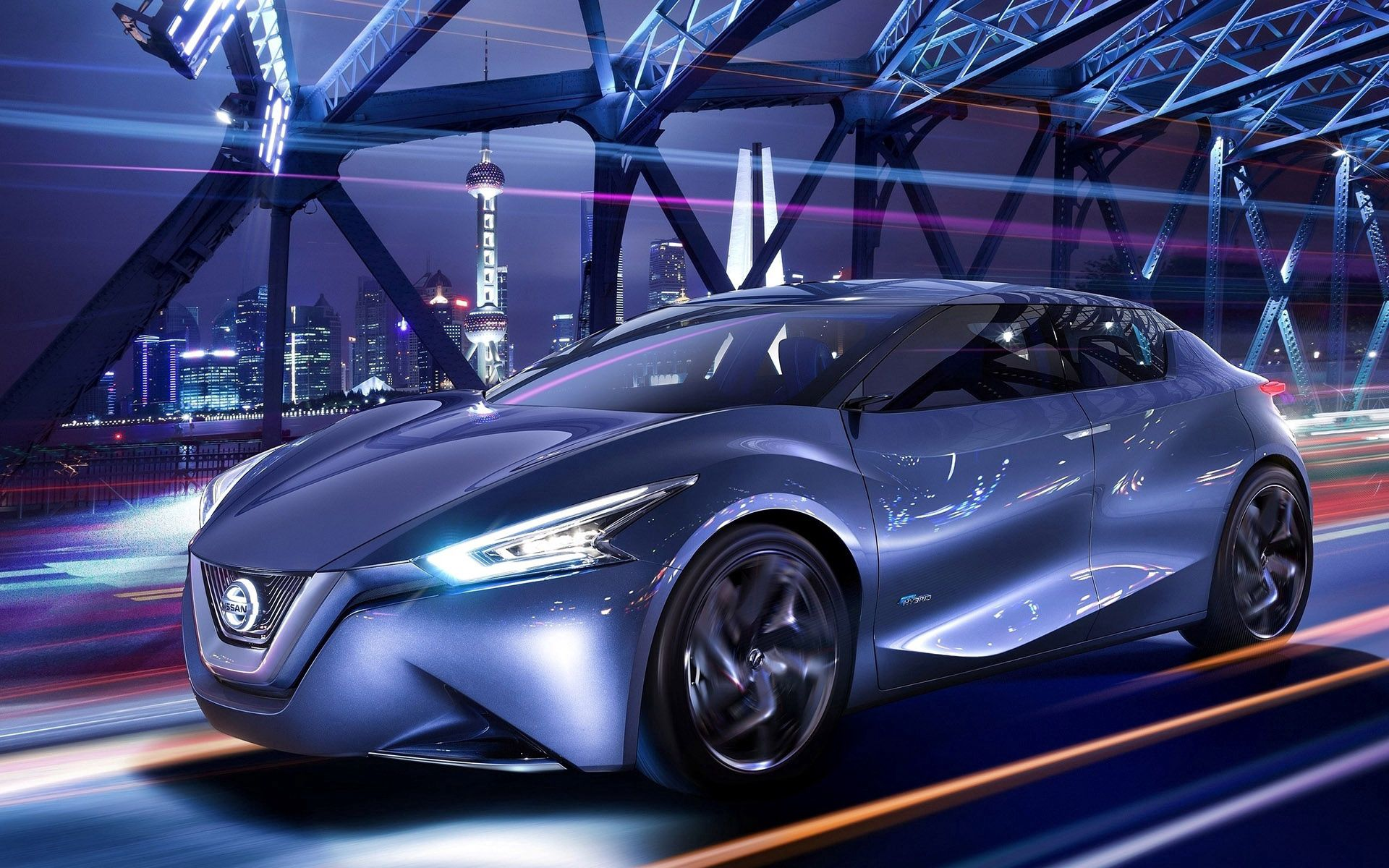 95868 Screensavers and Wallpapers Nissan for phone. Download Nissan, Cars, Concept, Nissan Friend-Me Concept, Nissan Friend-Mi Concept pictures for free