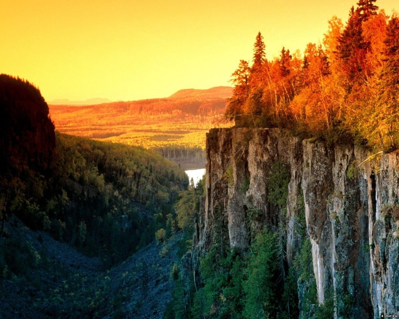4141 скачать обои Пейзаж, Горы, Осень - заставки и картинки бесплатно