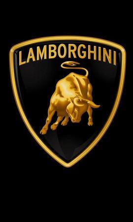 12477 download wallpaper Brands, Logos, Lamborghini screensavers and pictures for free