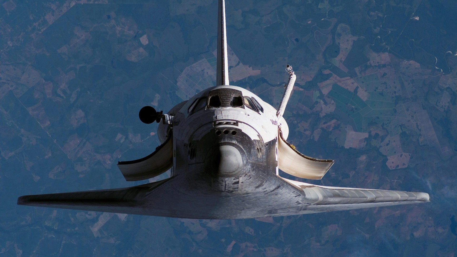 81829 download wallpaper Universe, Flight, Space, Rocket screensavers and pictures for free