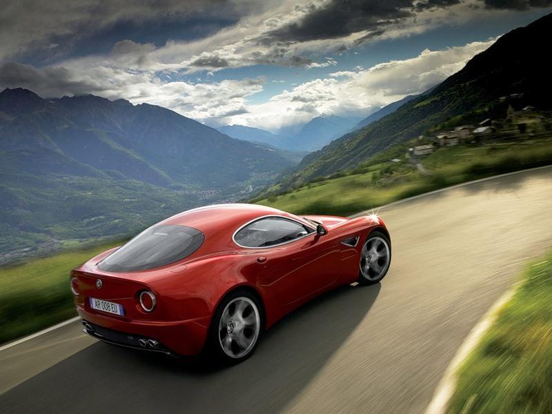 39666 скачать обои Транспорт, Машины, Альфа Ромео (Alfa Romeo) - заставки и картинки бесплатно