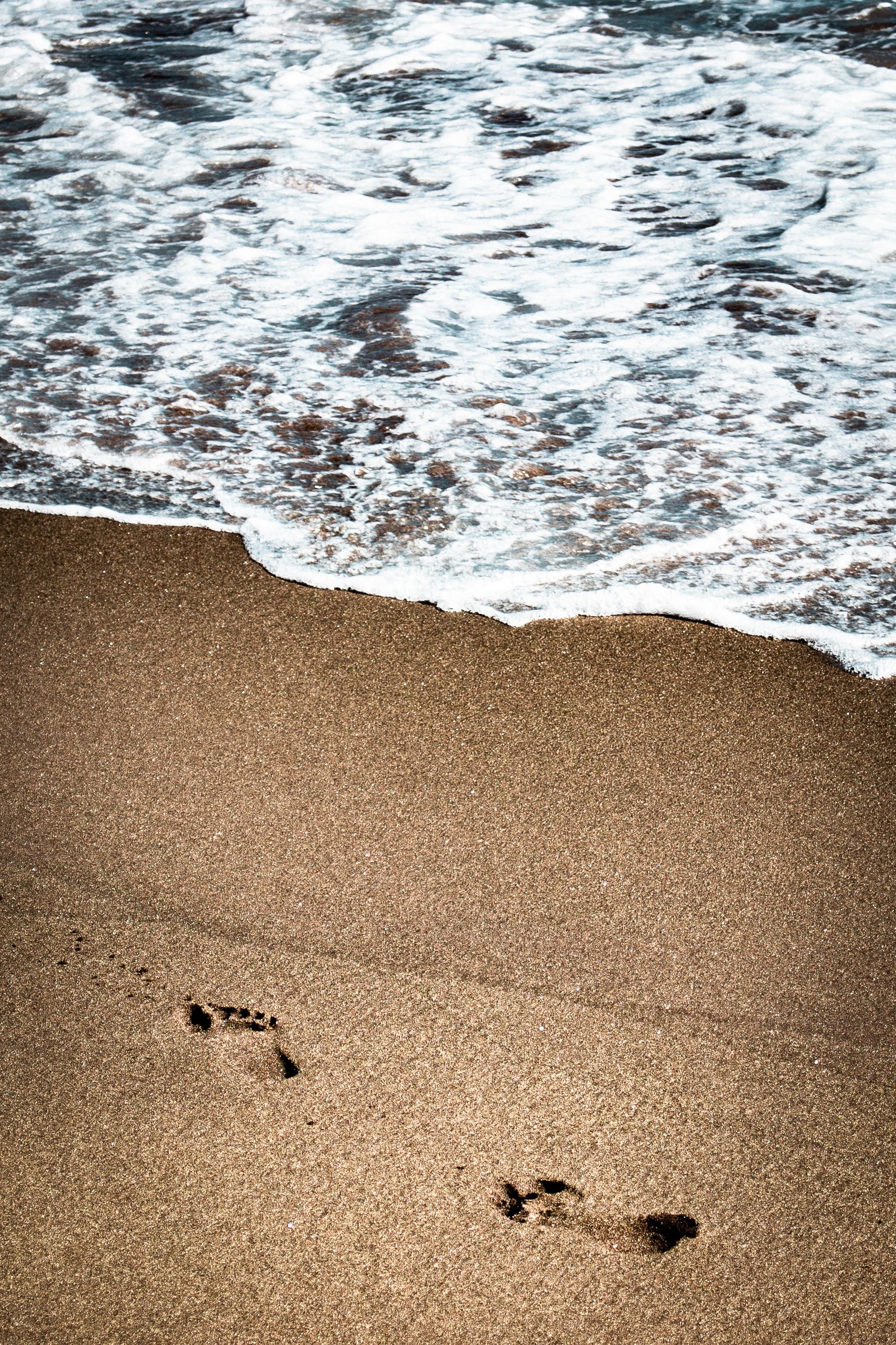134366壁紙のダウンロード自然, トレース, ビーチ, 海岸, サンド, 海-スクリーンセーバーと写真を無料で
