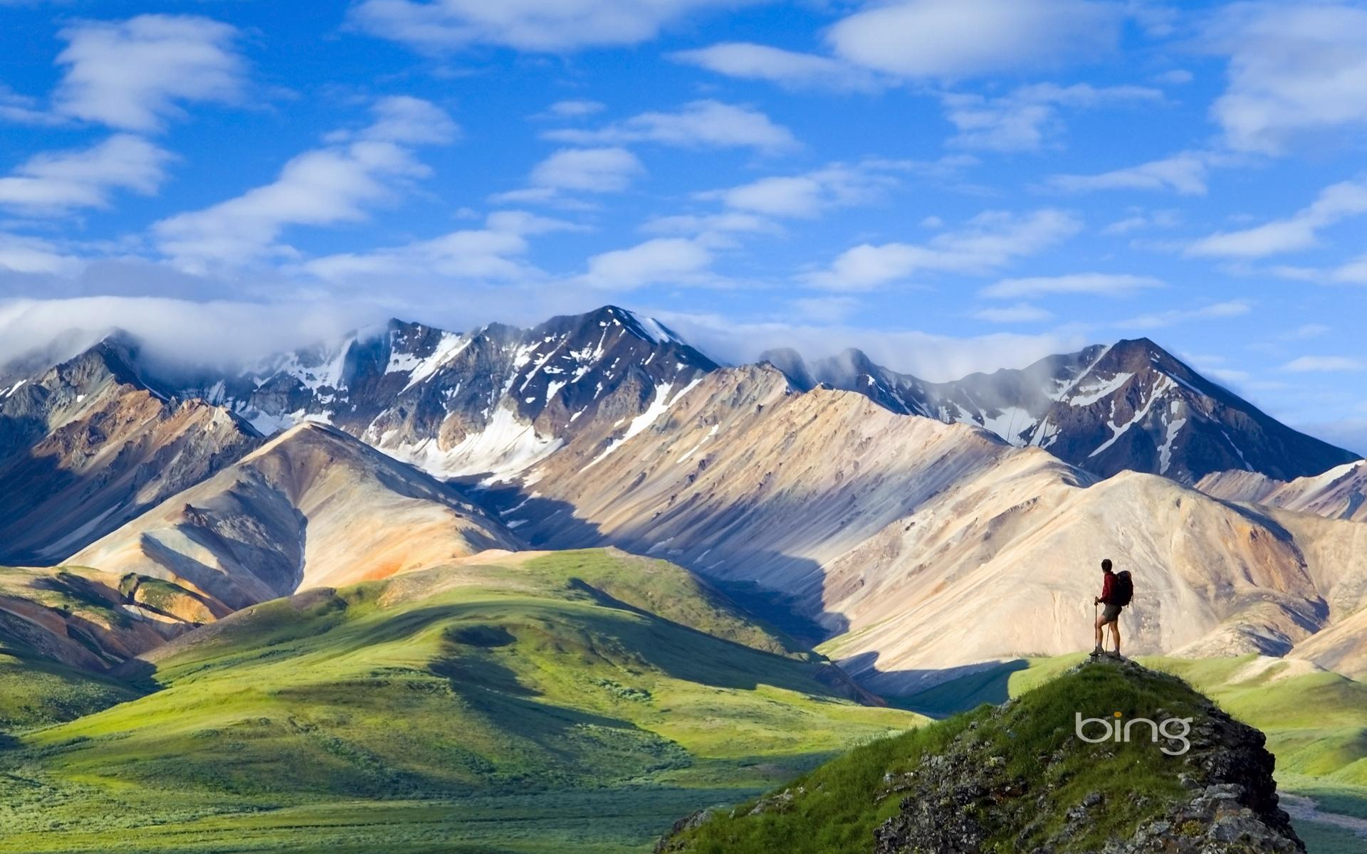 26002 скачать обои Пейзаж, Небо, Горы, Облака - заставки и картинки бесплатно