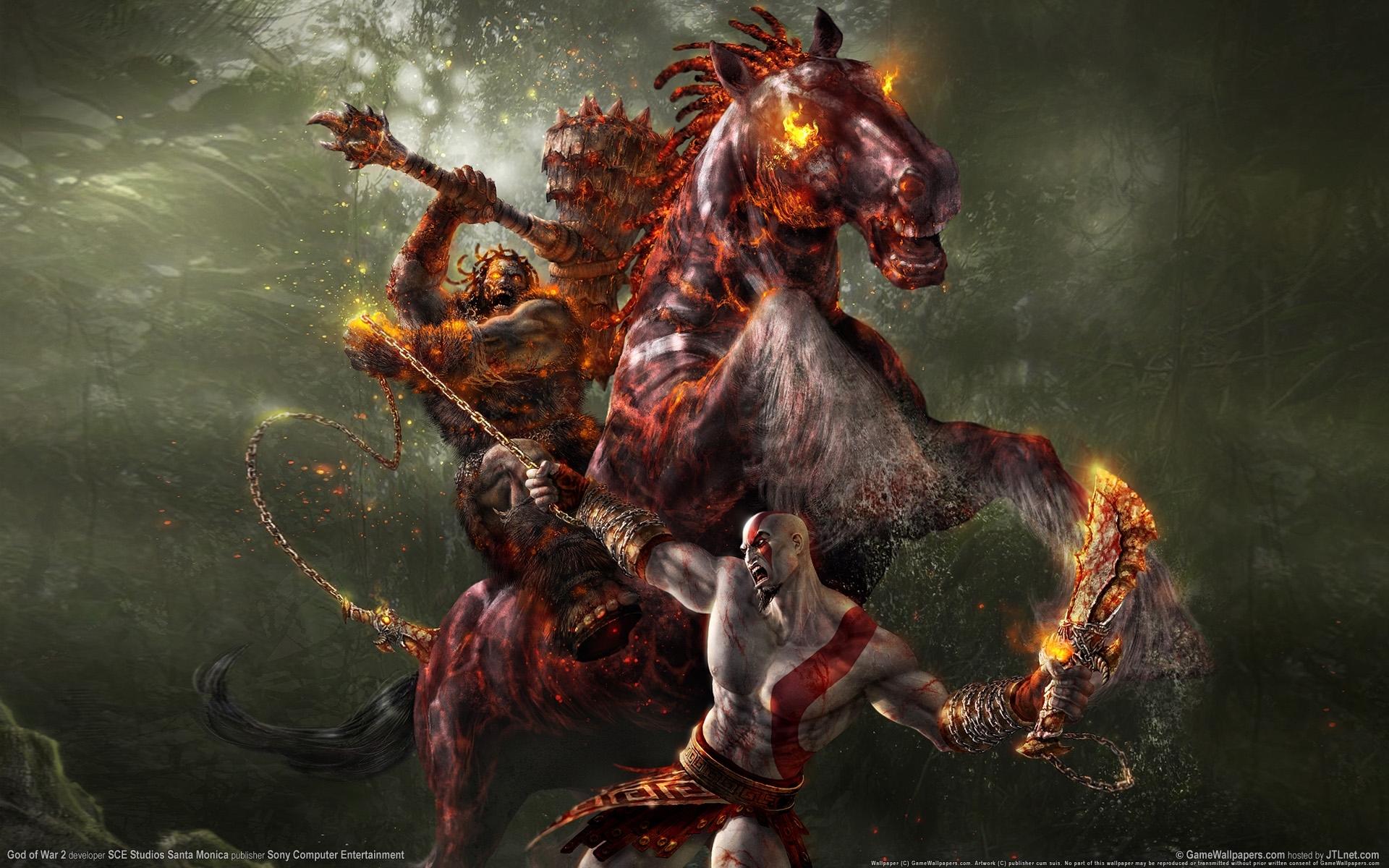 584 скачать обои Игры, Бог Войны (God Of War) - заставки и картинки бесплатно