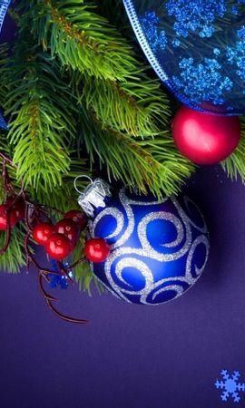 43085 скачать обои Праздники, Новый Год (New Year), Объекты - заставки и картинки бесплатно