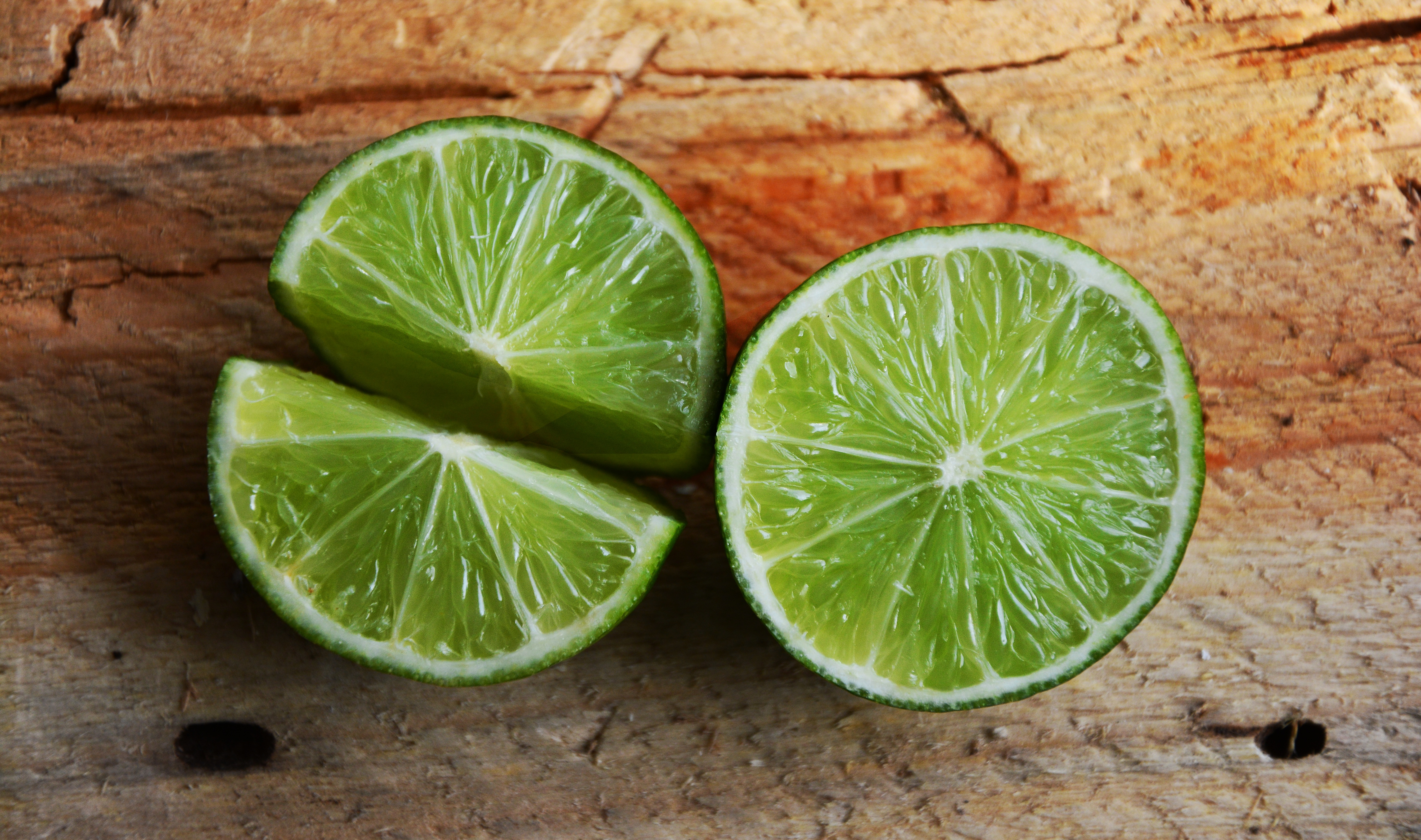 54422 download wallpaper Food, Lime, Fruit, Citrus, Slice, Section screensavers and pictures for free