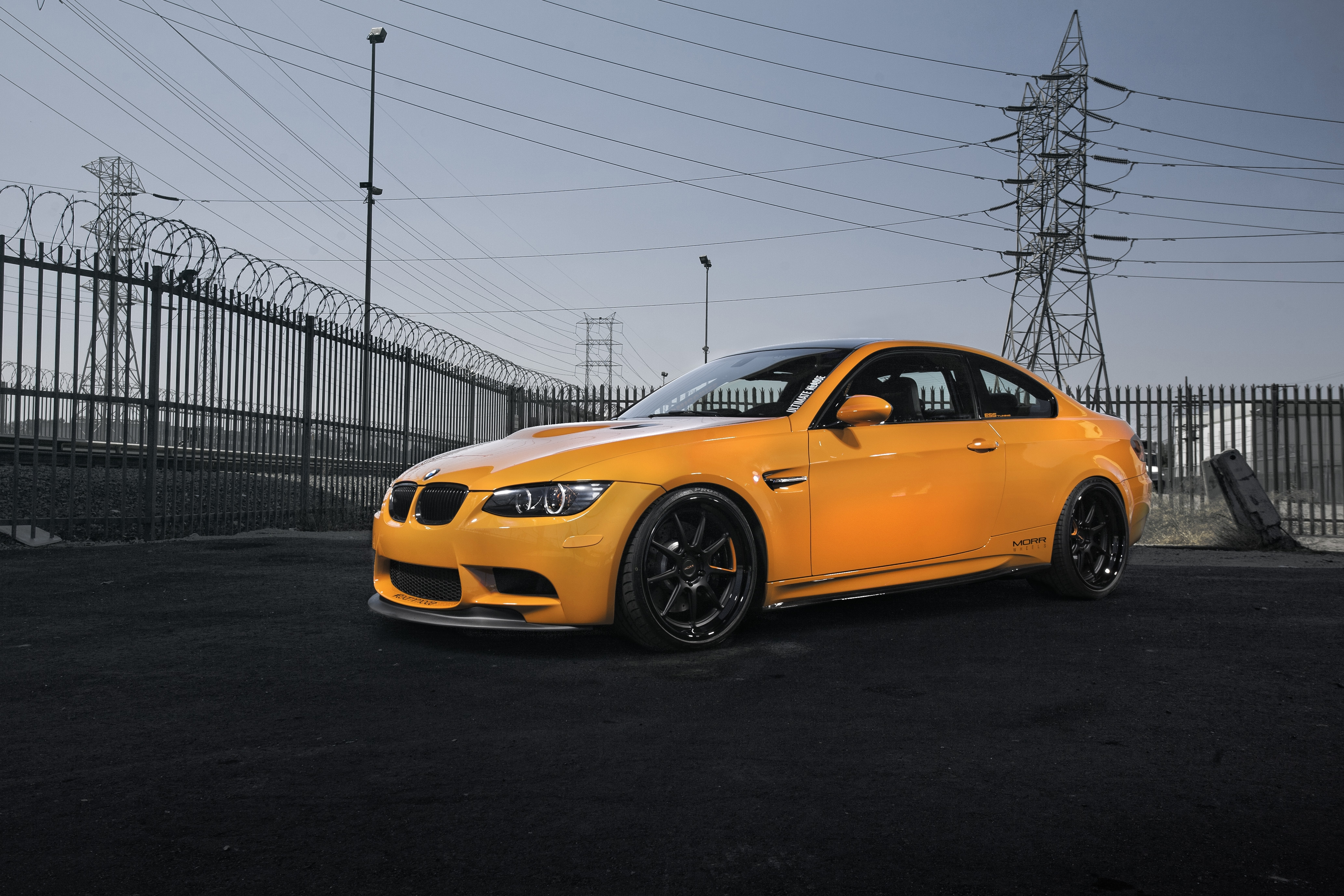 105171 Screensavers and Wallpapers M3 for phone. Download Bmw, Cars, M3, E92, Power Lines pictures for free