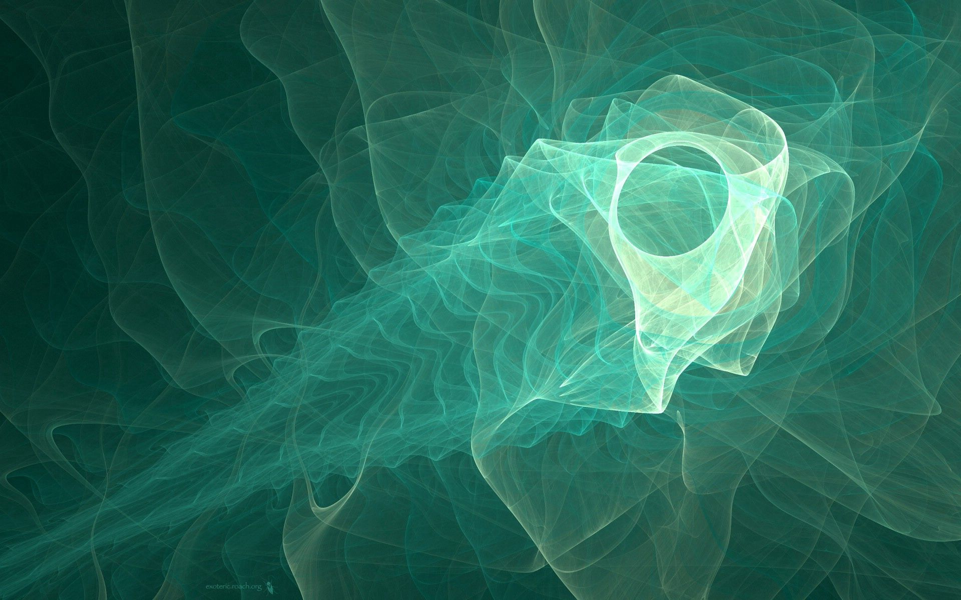 97349 download wallpaper Abstract, Fractal, Form, Bone, Ribbed, Smoke screensavers and pictures for free