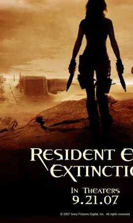 6700 download wallpaper Cinema, Resident Evil screensavers and pictures for free