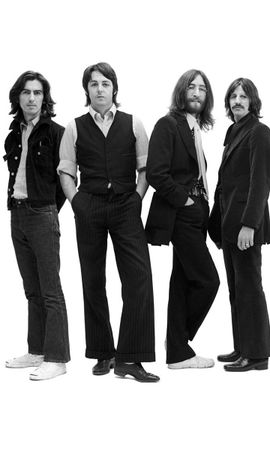 41882 download wallpaper Music, Beatles screensavers and pictures for free