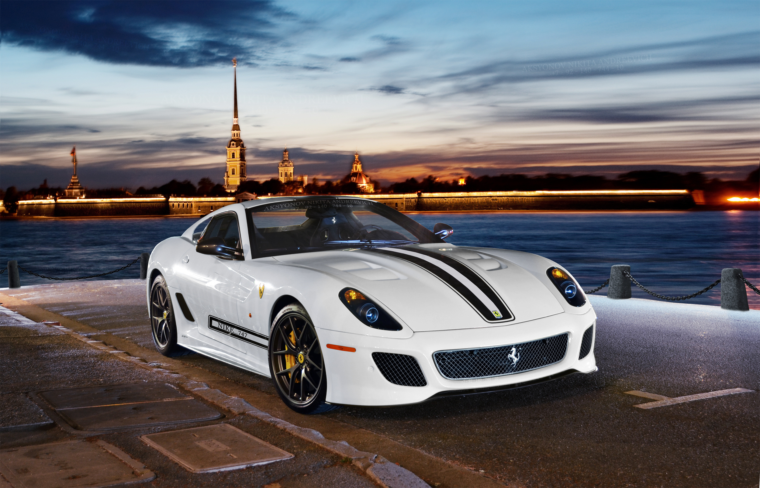 122422 Screensavers and Wallpapers Ferrari for phone. Download Ferrari, Cars, 599 Gto, 2-Seater, Two-Seater pictures for free