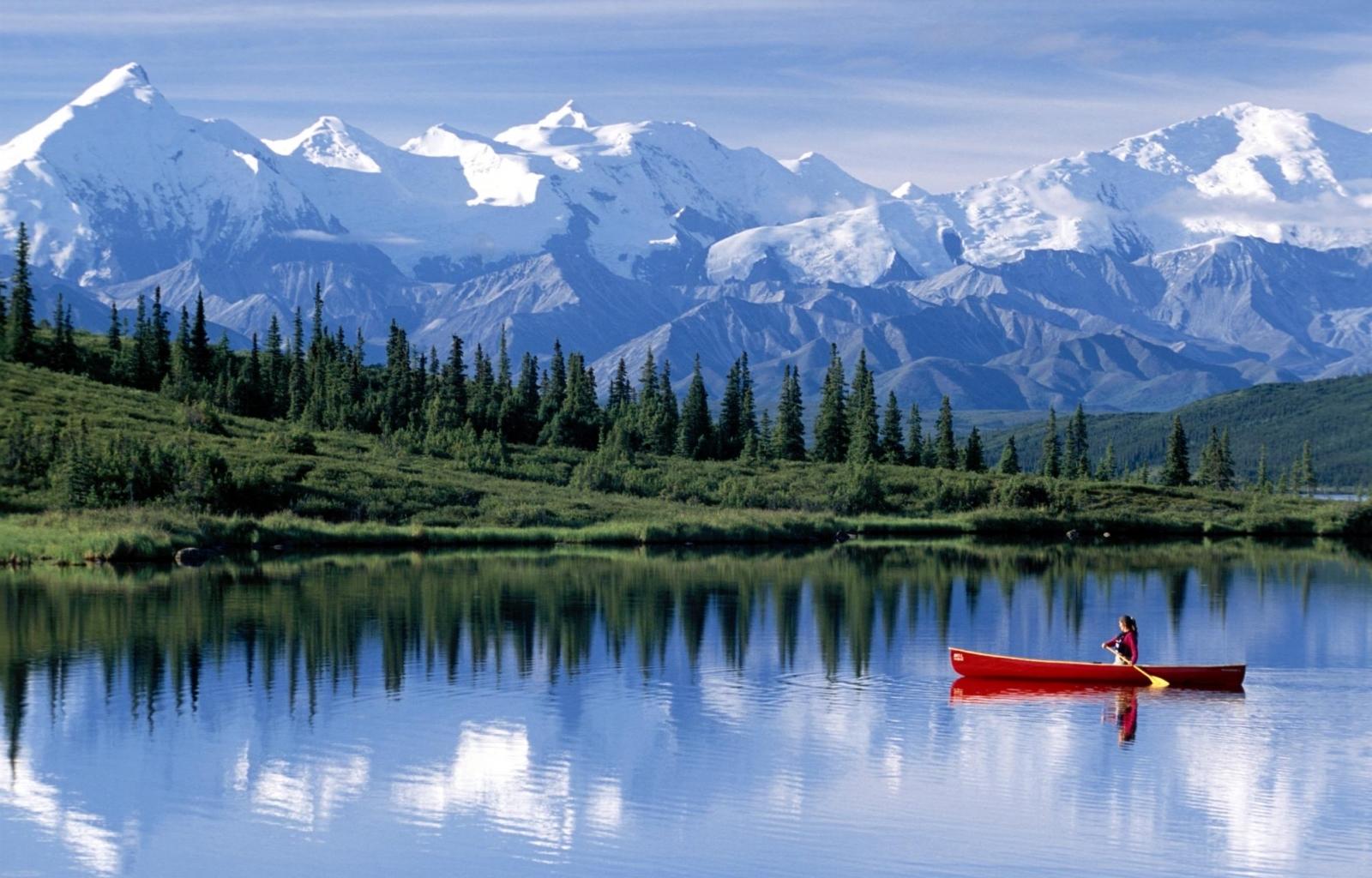 9035 скачать обои Пейзаж, Горы, Озера - заставки и картинки бесплатно