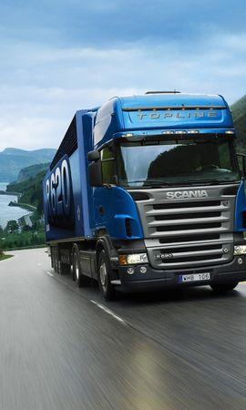 16905 descargar fondo de pantalla Transporte, Automóvil, Carreteras, Camiones: protectores de pantalla e imágenes gratis