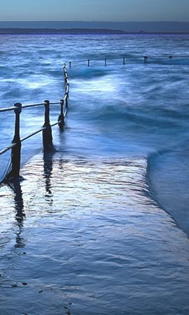 21994 скачать обои Пейзаж, Море, Волны - заставки и картинки бесплатно