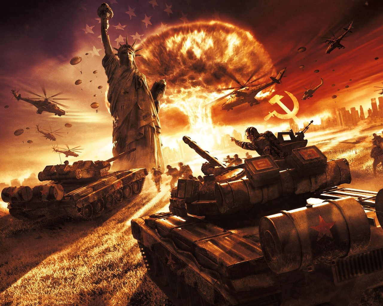 20935 скачать обои Игры, Оружие, Танки, Война - заставки и картинки бесплатно