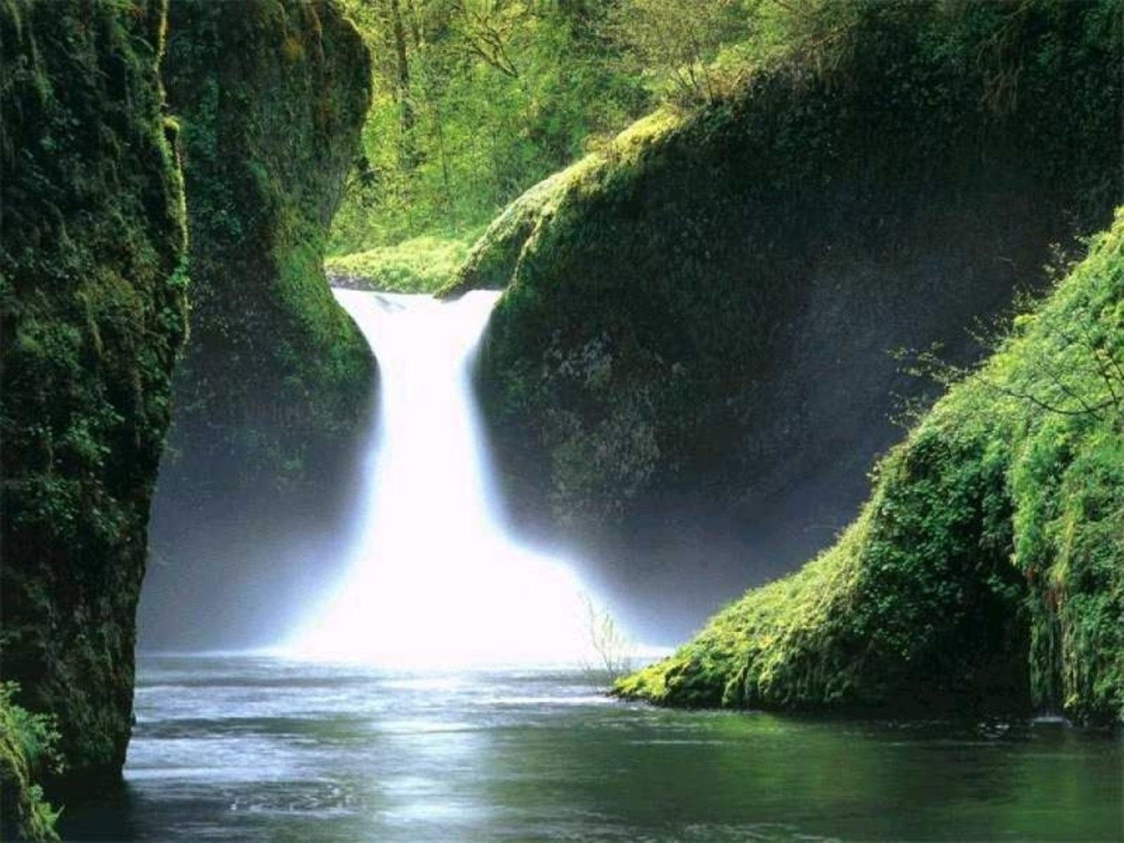 8863 скачать обои Пейзаж, Водопады - заставки и картинки бесплатно