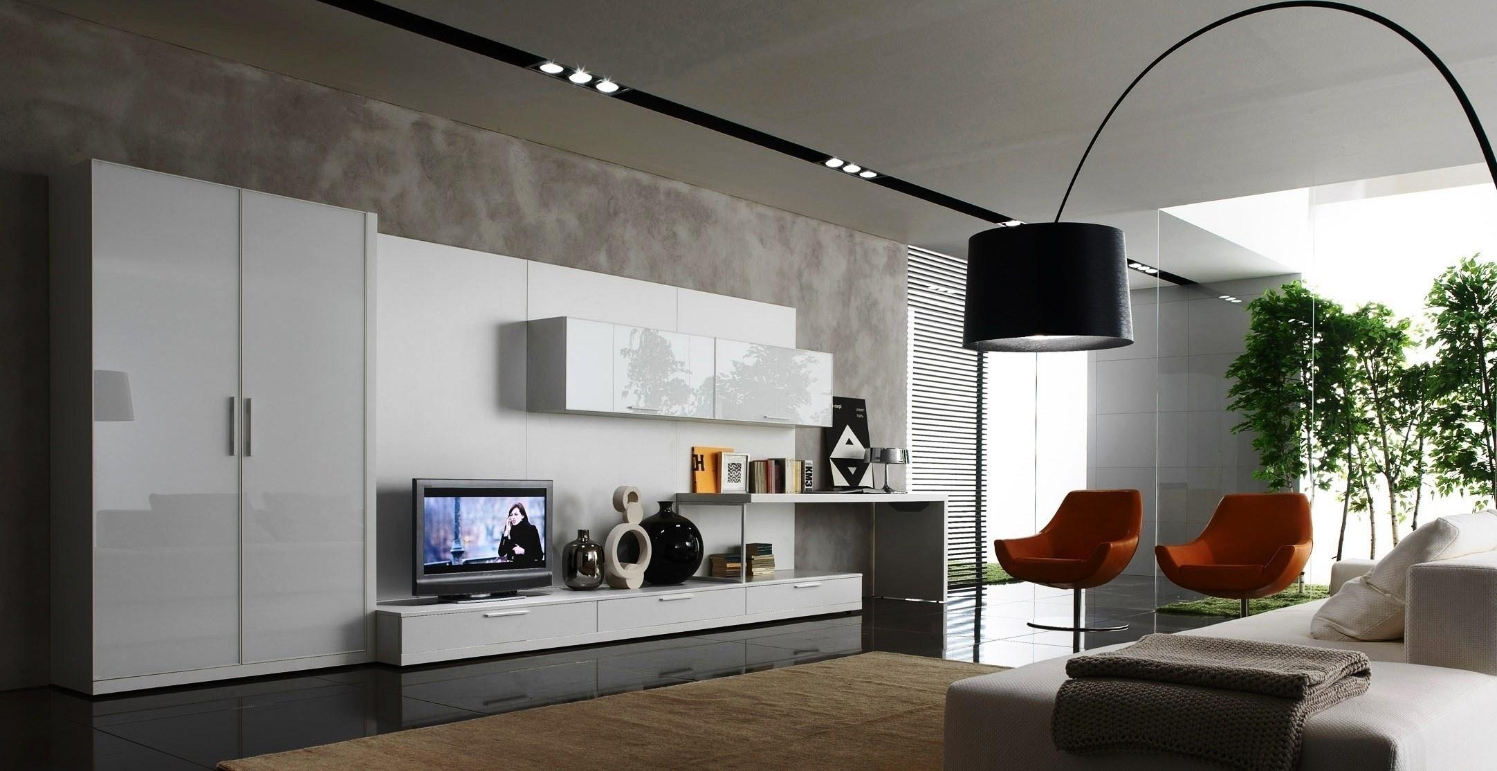 96628 скачать обои Дизайн, Интерьер, Разное, Диван, Мебель, Современный, Гостиная, Телевизор - заставки и картинки бесплатно