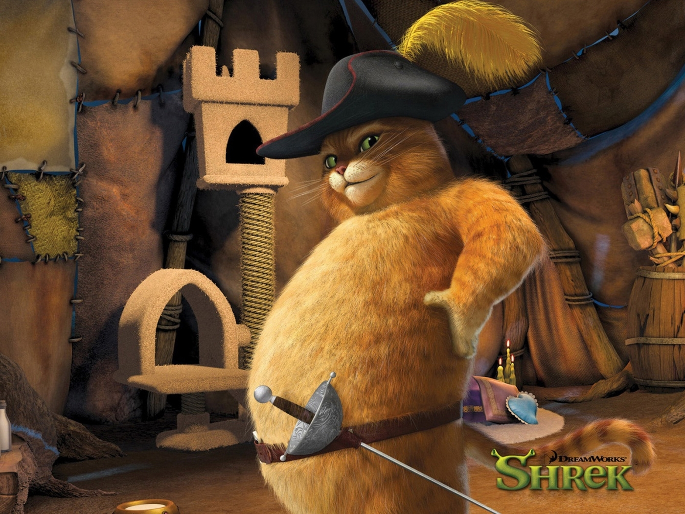 29170 download wallpaper Cartoon, Shrek screensavers and pictures for free