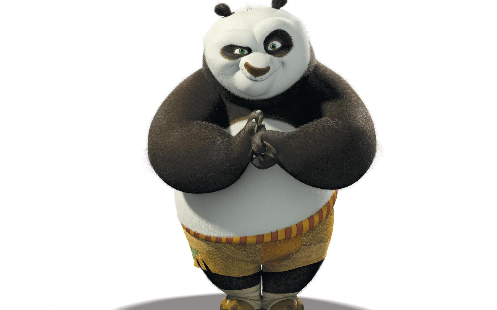 20358 download wallpaper Cartoon, Panda Kung-Fu screensavers and pictures for free