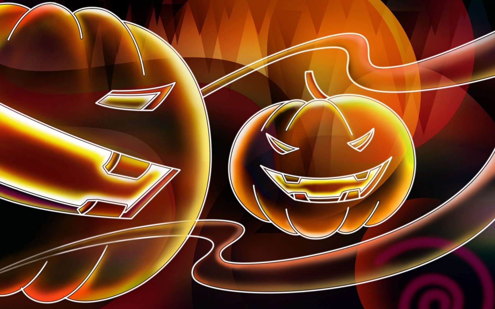 2833 download wallpaper Holidays, Halloween screensavers and pictures for free