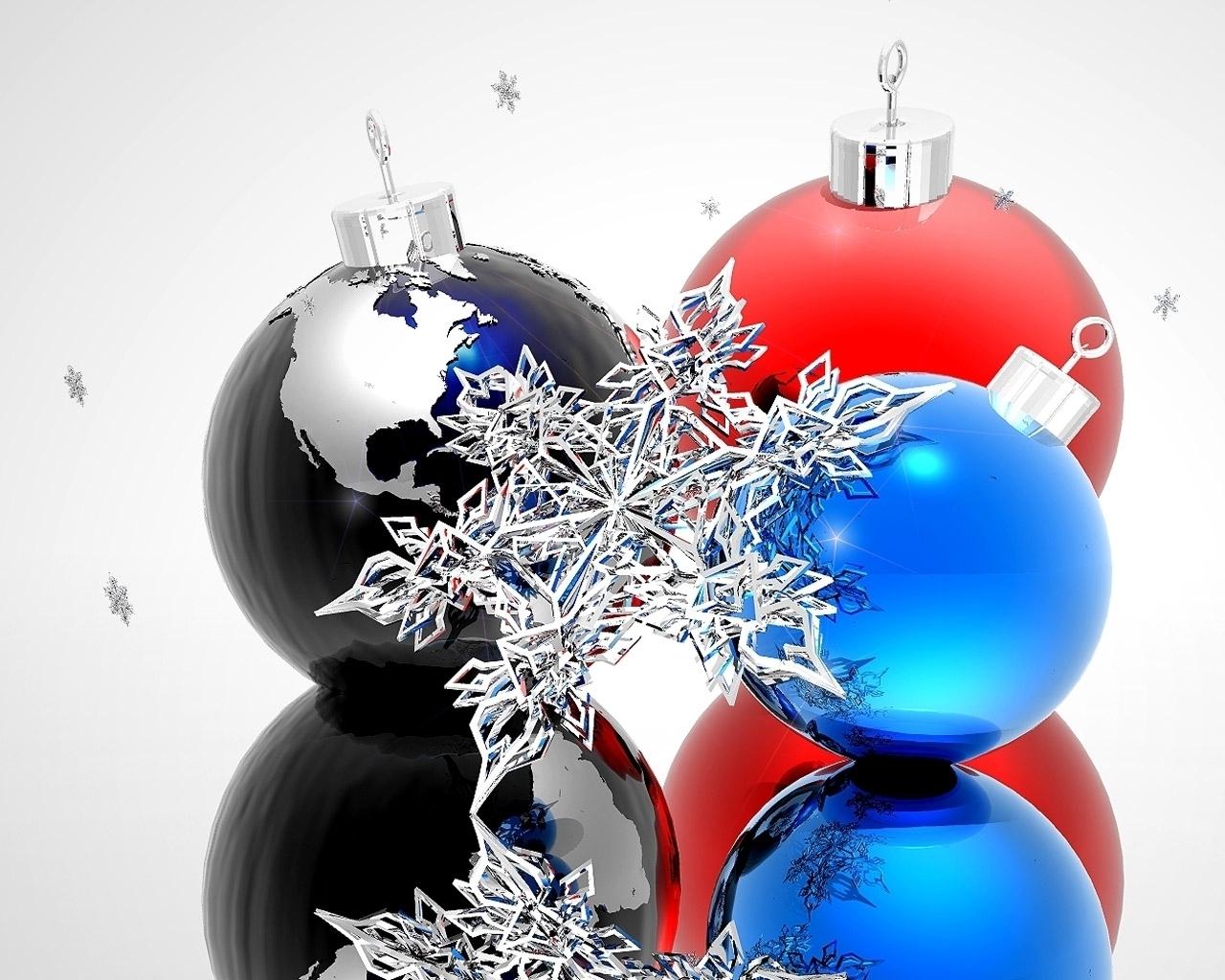 2292 скачать обои Праздники, Новый Год (New Year), Игрушки, Рождество (Christmas, Xmas) - заставки и картинки бесплатно