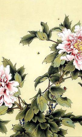 1070 скачать обои Растения, Цветы, Рисунки - заставки и картинки бесплатно