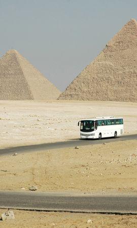 42861 скачать обои Пейзаж, Пирамиды, Египет - заставки и картинки бесплатно