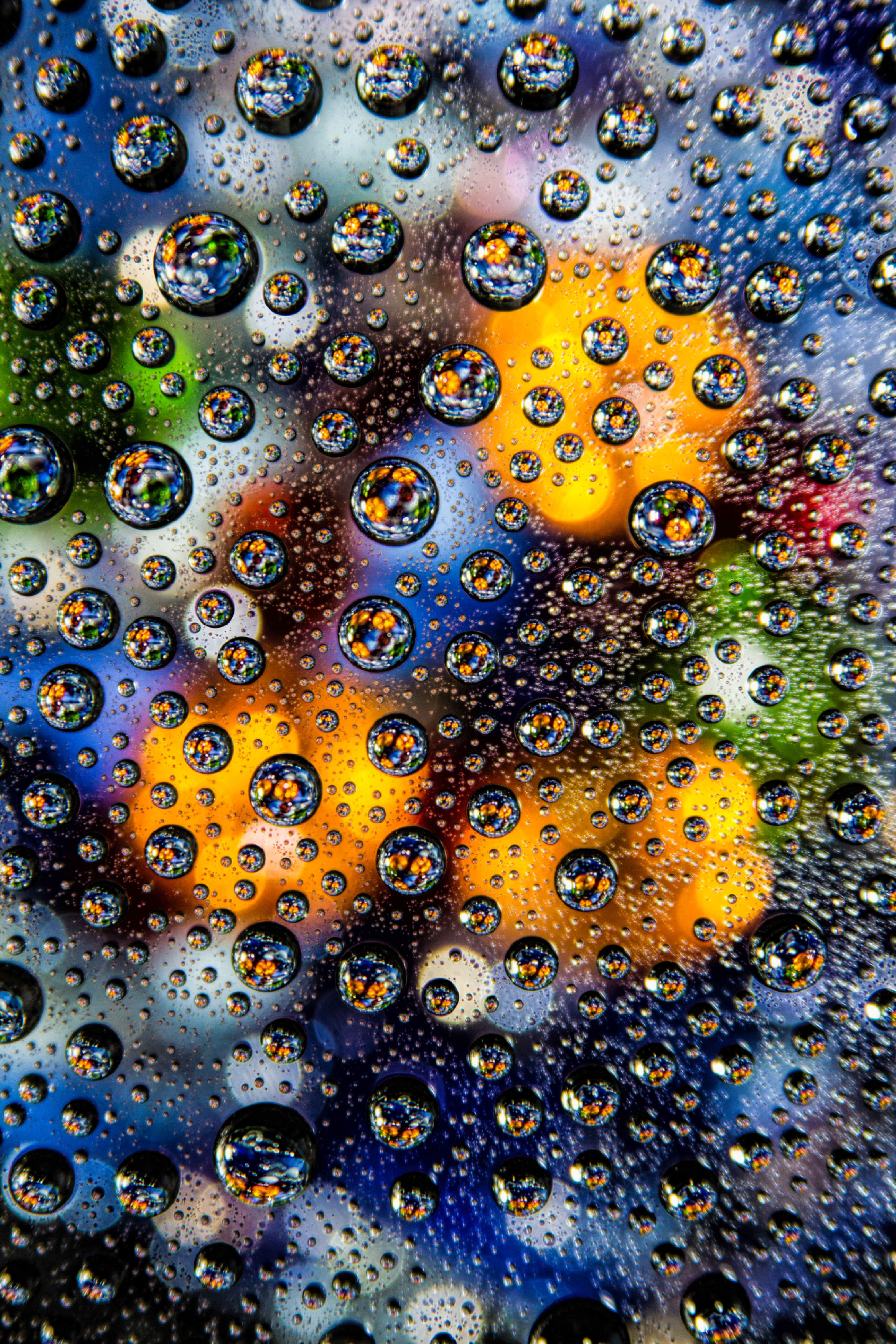 58288 Screensavers and Wallpapers Drops for phone. Download Drops, Bubbles, Macro, Multicolored, Motley, Close-Up pictures for free
