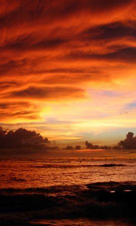 29994 скачать обои Пейзаж, Закат, Море - заставки и картинки бесплатно