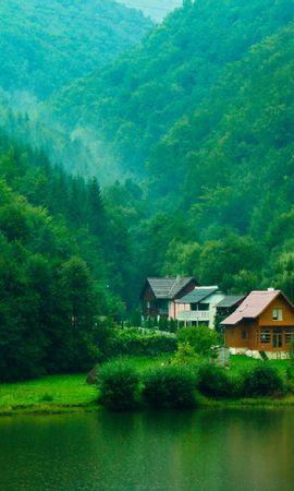 44450 скачать обои Пейзаж, Природа, Дома - заставки и картинки бесплатно