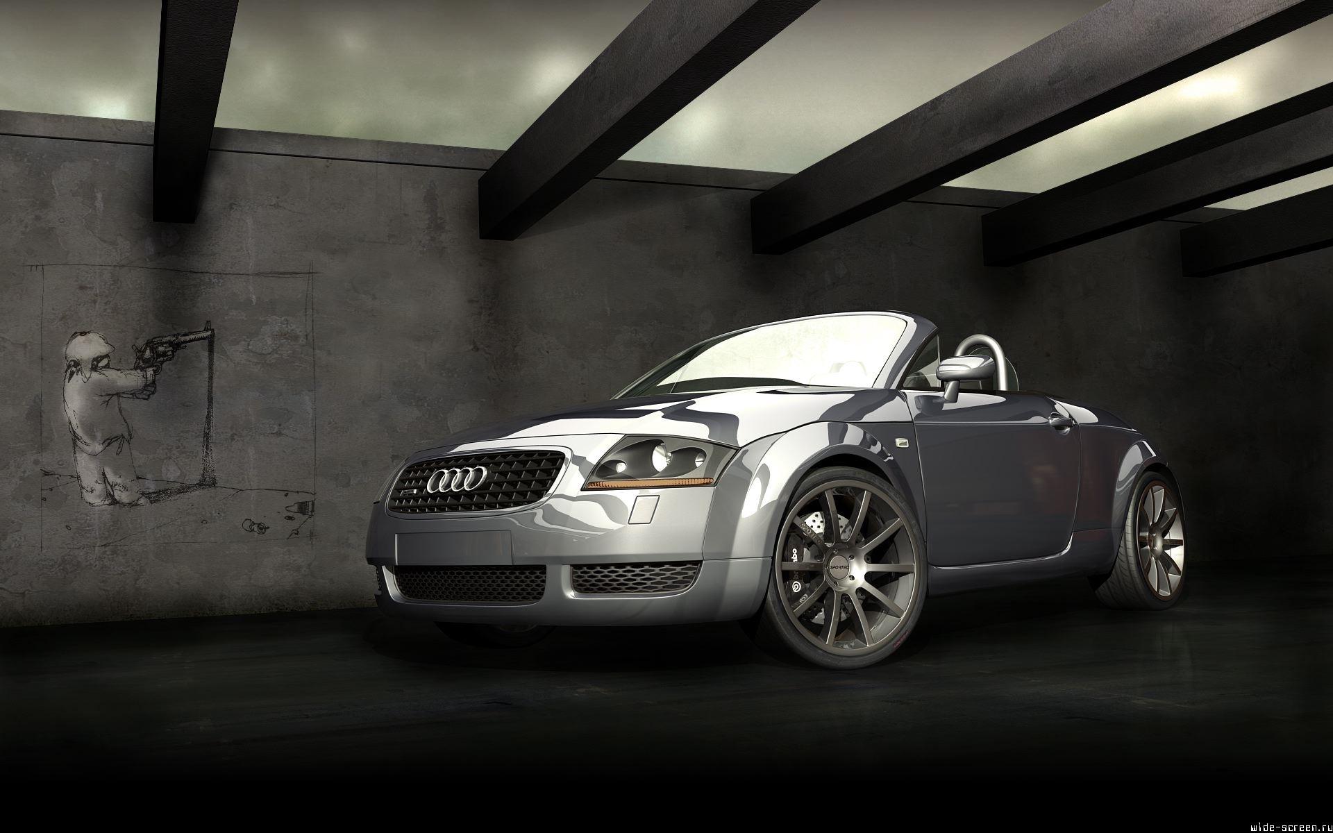 8346 скачать обои Транспорт, Машины, Ауди (Audi) - заставки и картинки бесплатно