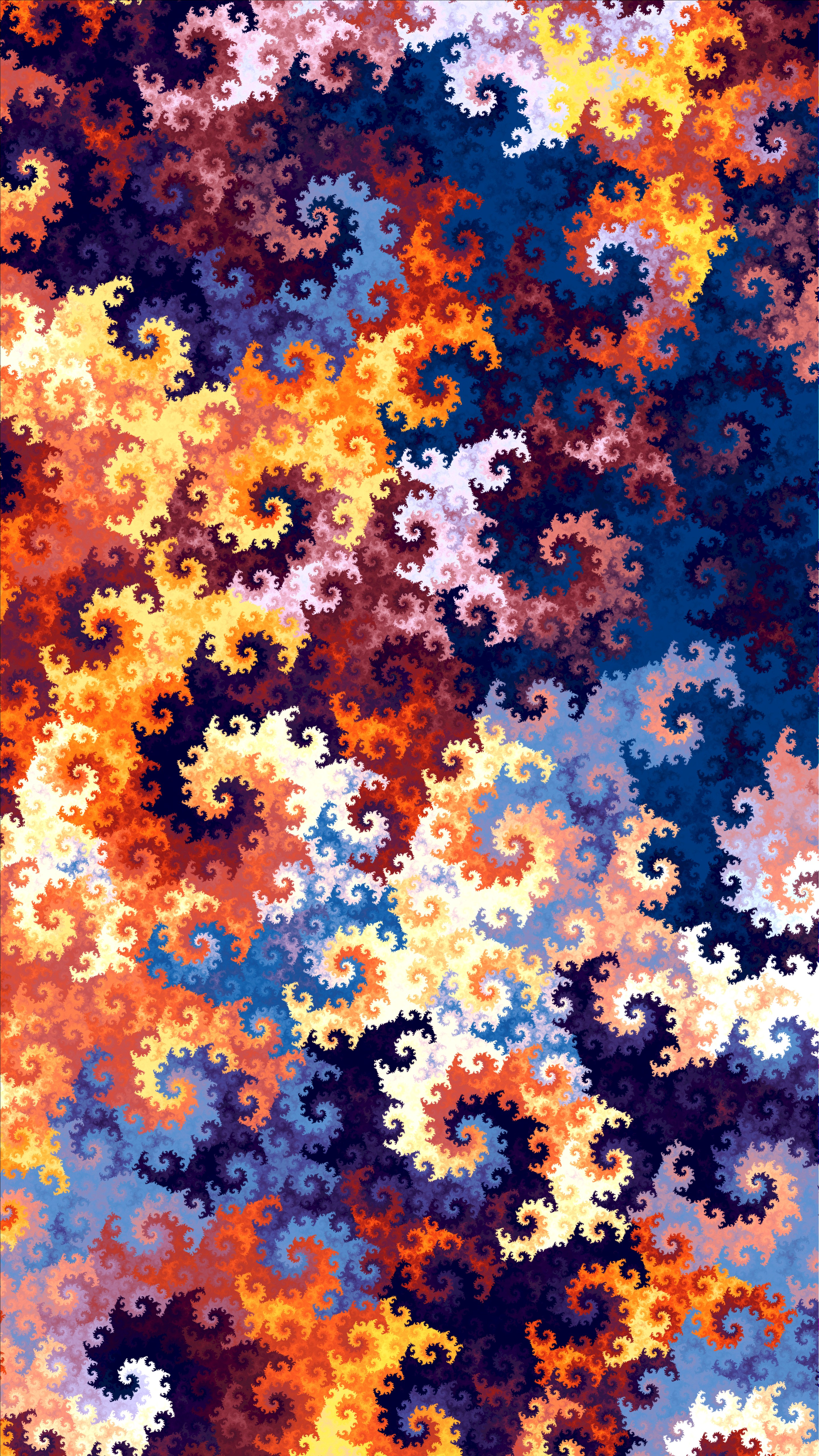 75621 Screensavers and Wallpapers Swirling for phone. Download Patterns, Multicolored, Motley, Pattern, Texture, Textures, Spiral, Spirals, Swirling, Involute pictures for free
