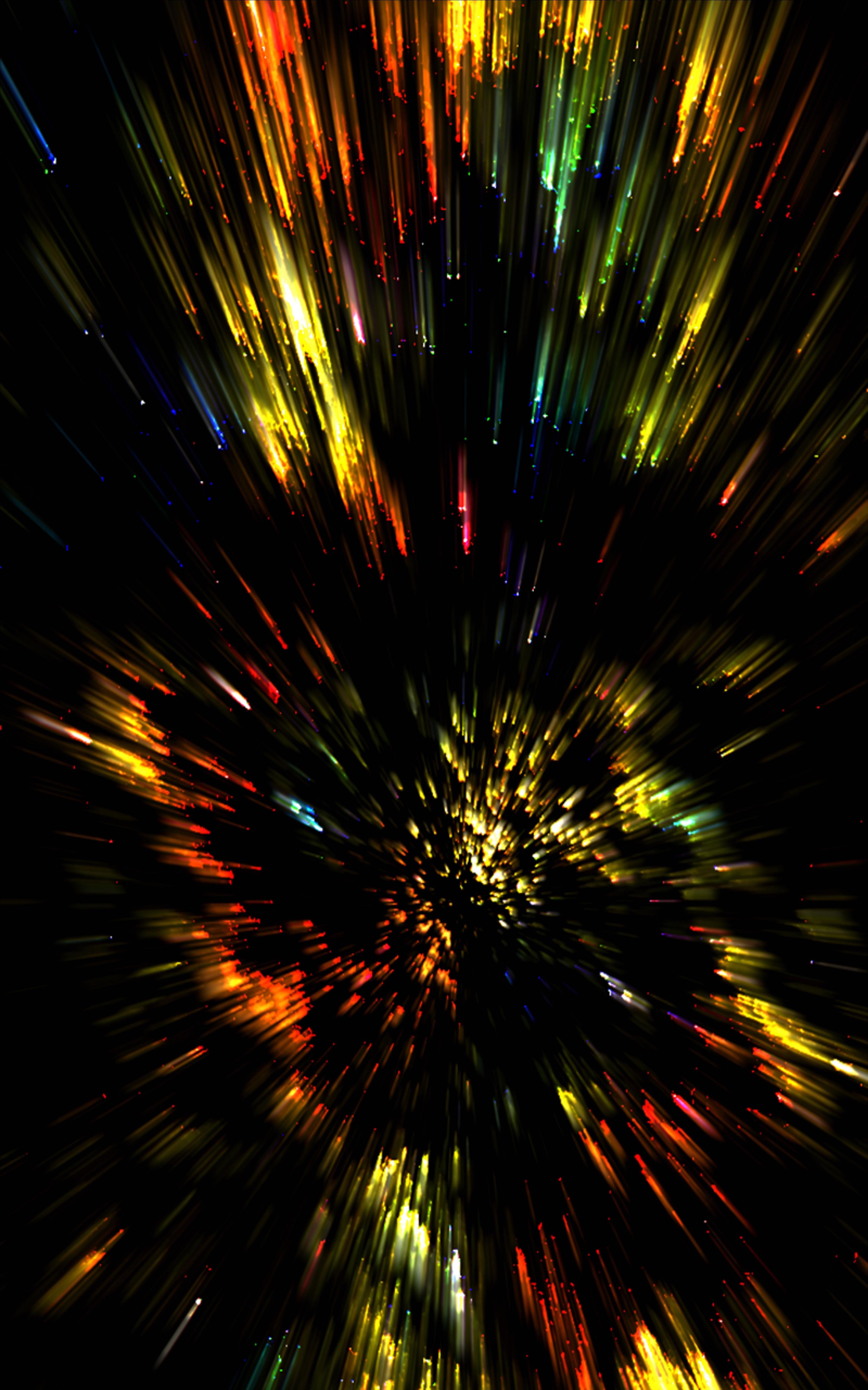 52835 скачать обои Абстракция, Искры, Яркие, Вспышка, Разноцветные, Рассеивание - заставки и картинки бесплатно