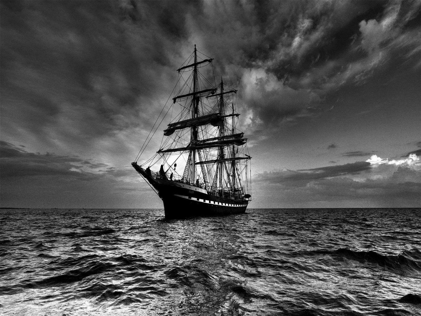 60686壁紙のダウンロード輸送する, 船, 海, 帆, 帆座, 買います, ブイ, Bw, Chb-スクリーンセーバーと写真を無料で