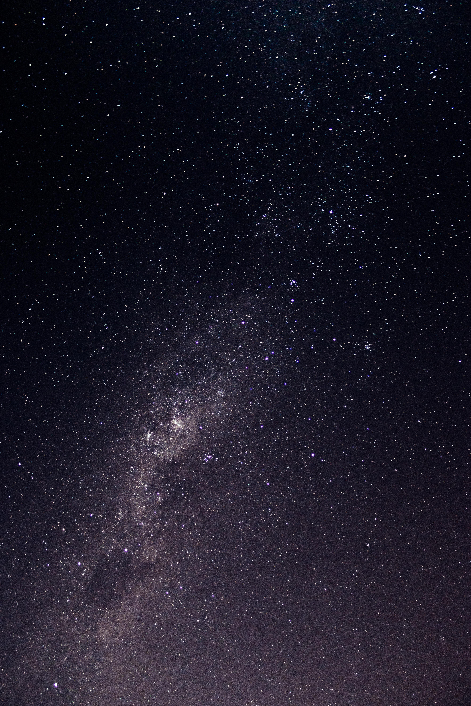 142740壁紙のダウンロード星空, 銀河, 天の川, 輝く, 輝き, ナイト, 宇宙-スクリーンセーバーと写真を無料で