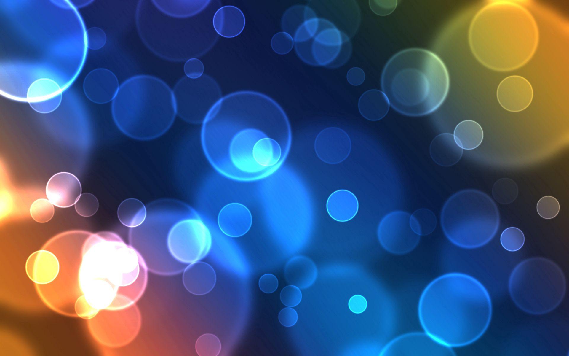 81807 скачать обои Абстракция, Круги, Блики, Свет, Разноцветный, Фон - заставки и картинки бесплатно