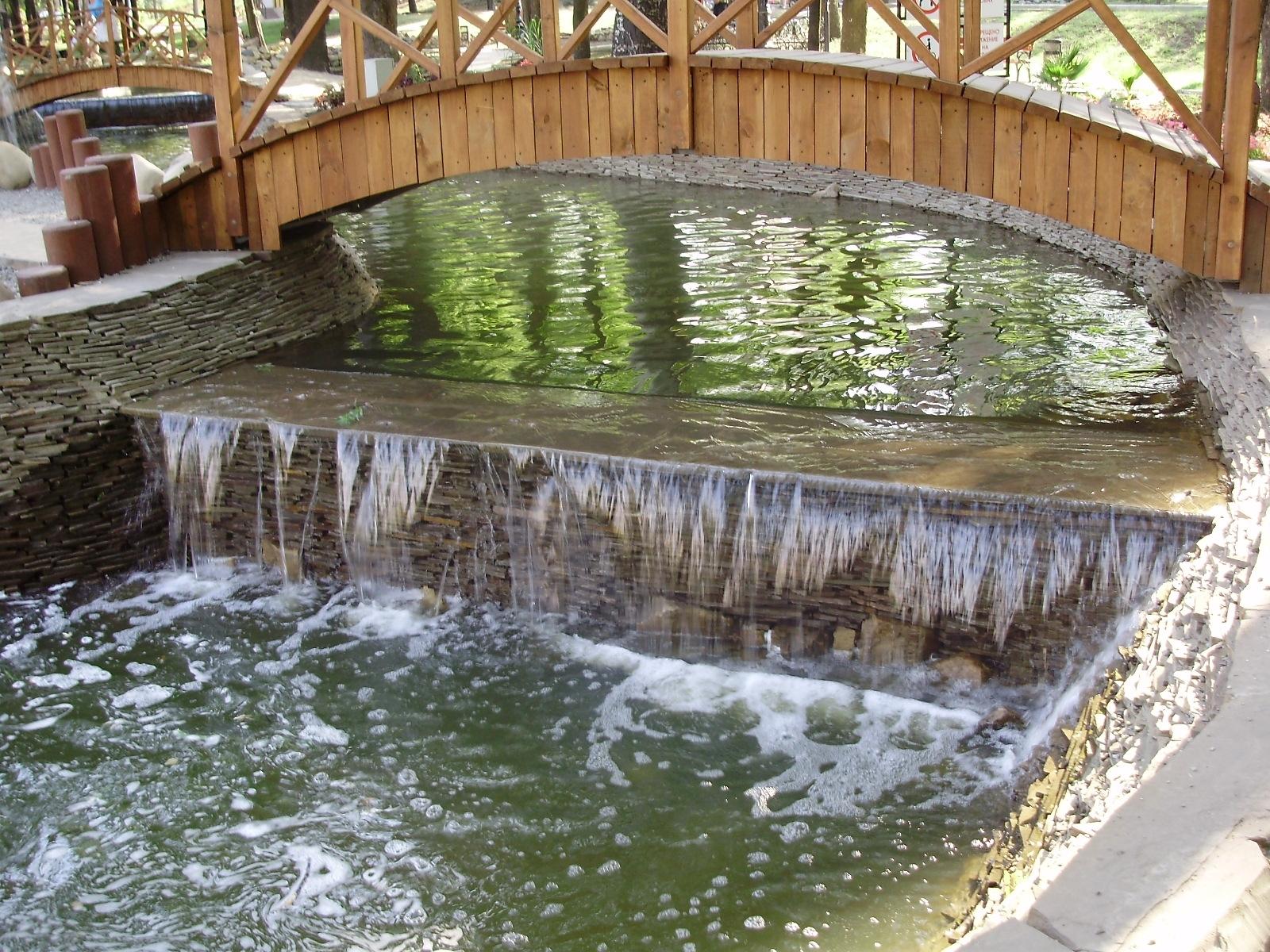 1810 скачать обои Пейзаж, Река, Водопады - заставки и картинки бесплатно