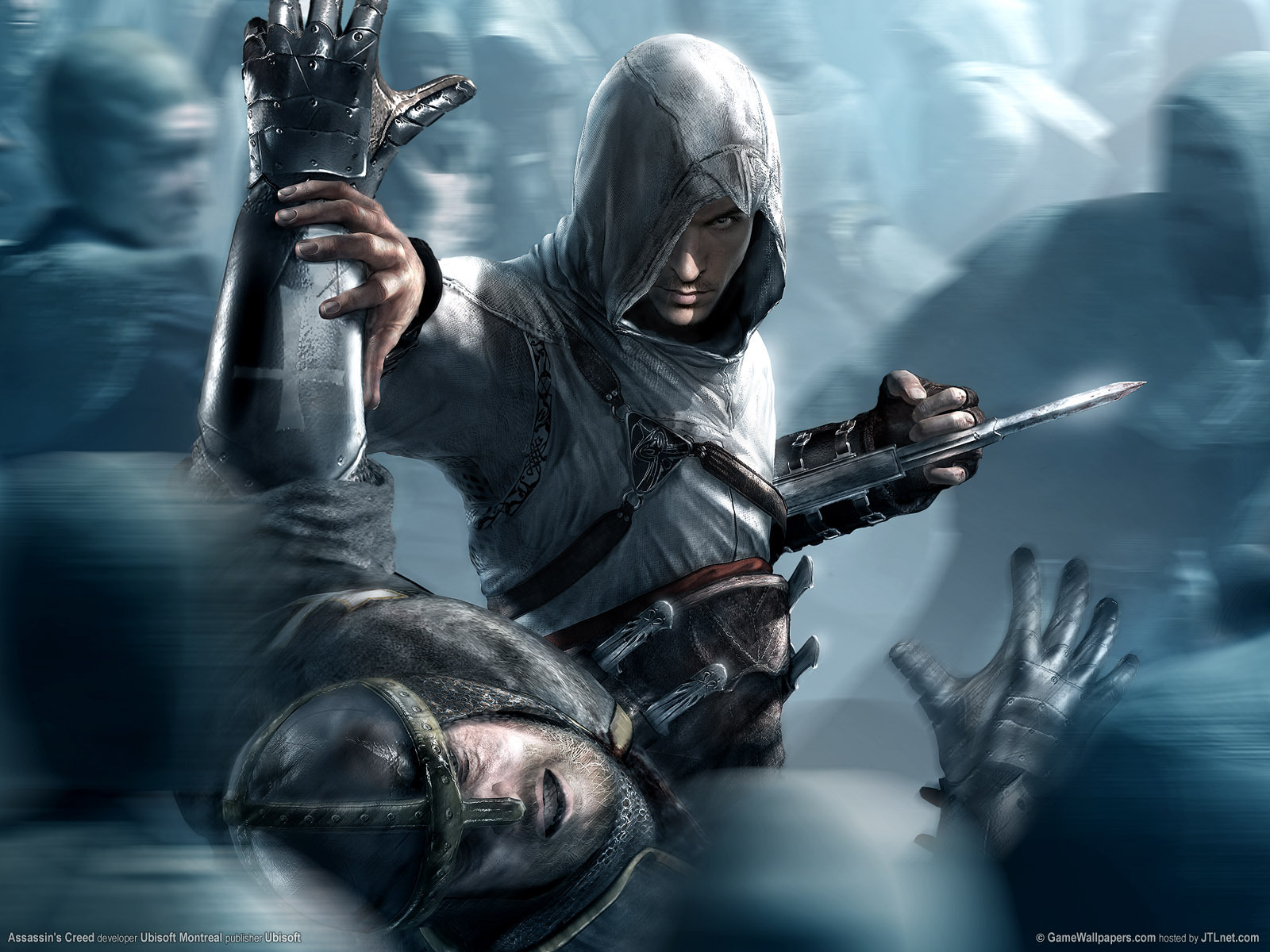 12320 download wallpaper Men, Games, People, Assassin's Creed screensavers and pictures for free