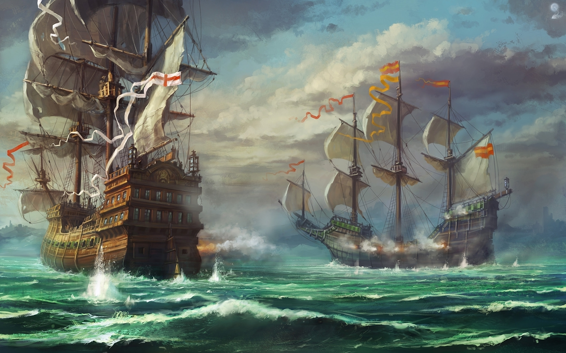 27457 download wallpaper Transport, Ships, Sea, Pictures screensavers and pictures for free