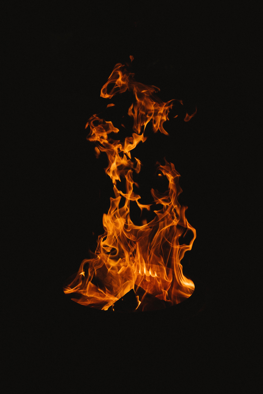 135289 Заставки и Обои Огонь на телефон. Скачать Огонь, Пламя, Темные, Темный, Стихия картинки бесплатно