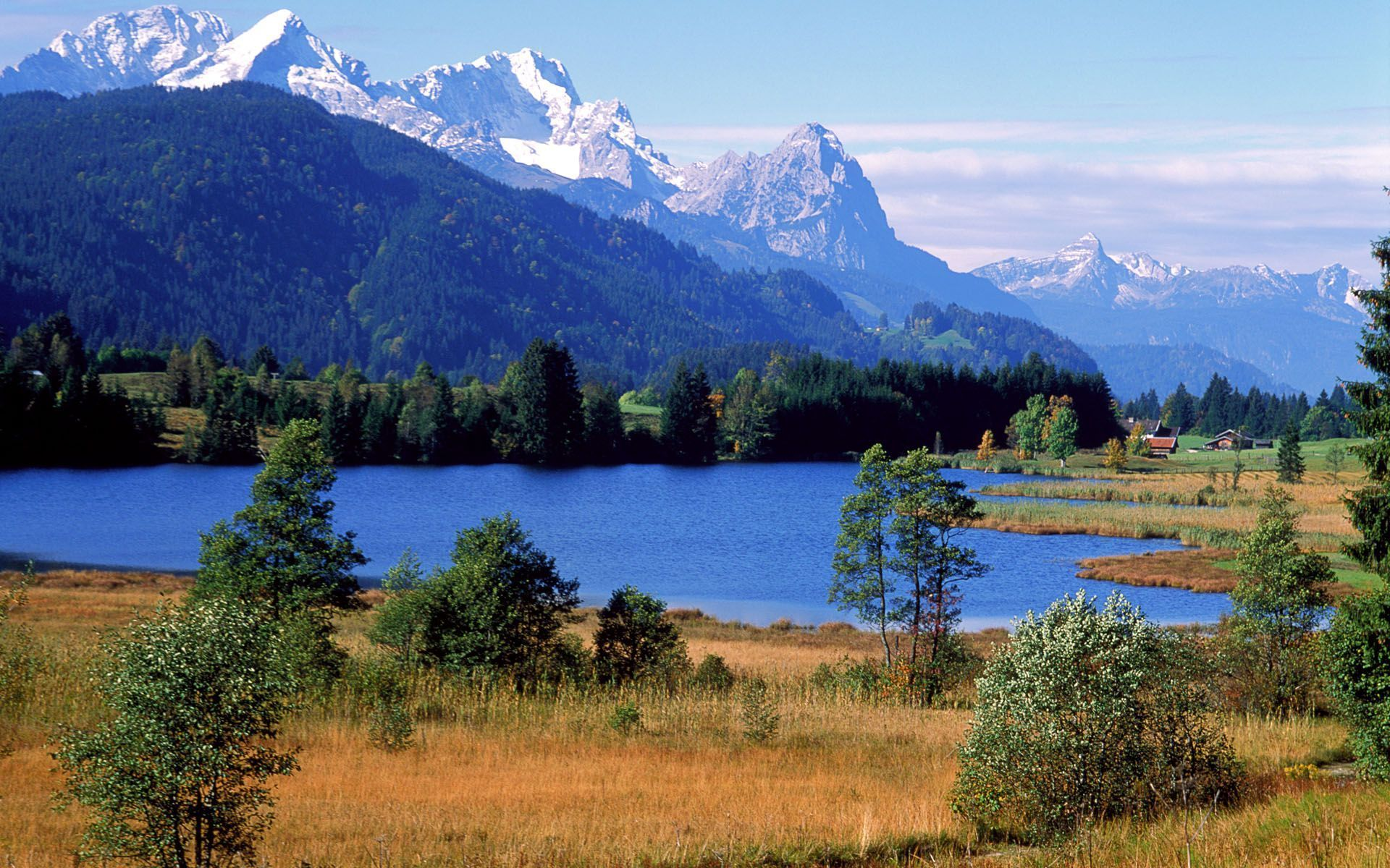 47621 download wallpaper Landscape, Nature, Lakes screensavers and pictures for free