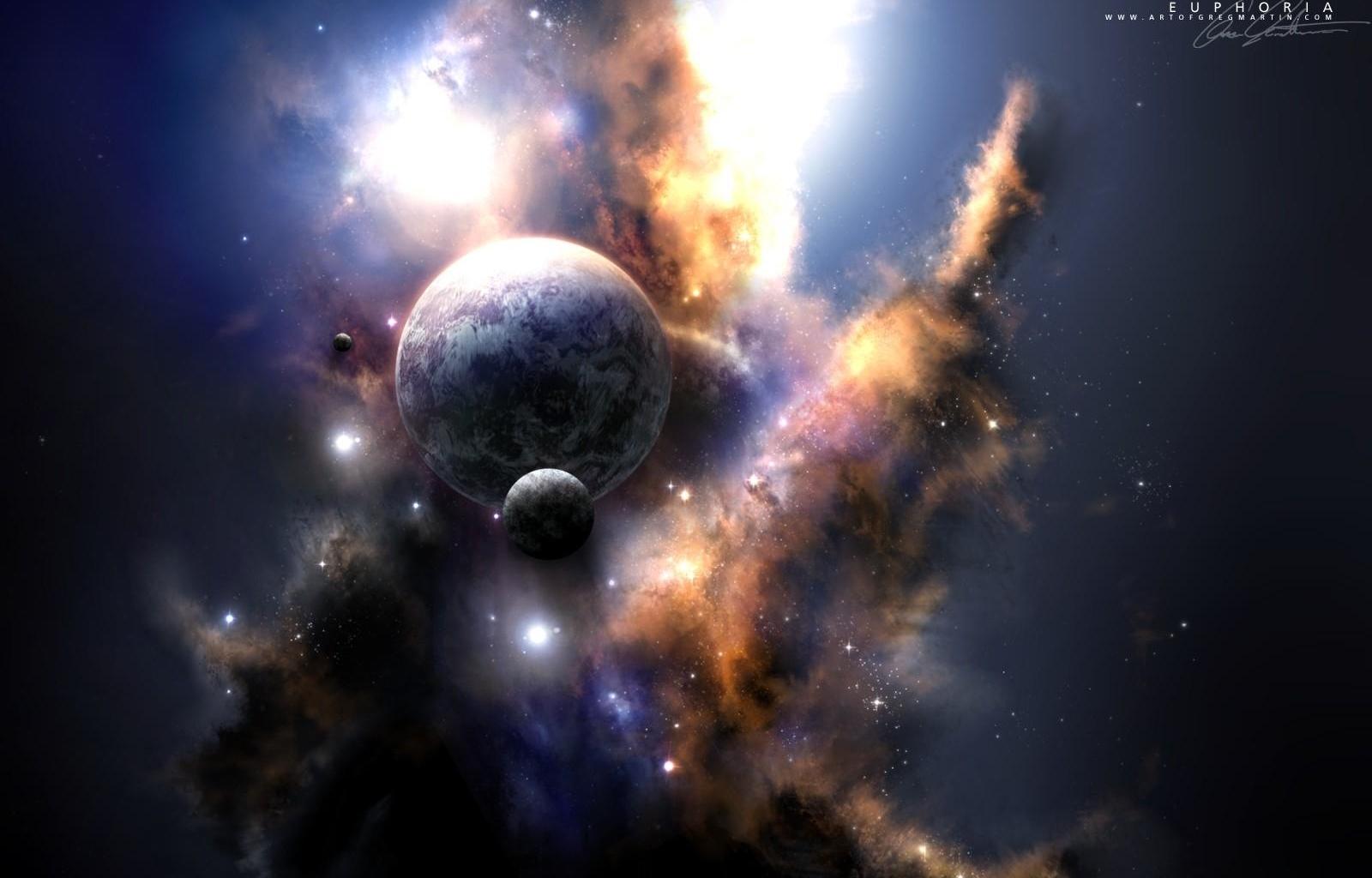 6191 скачать обои Пейзаж, Планеты, Космос - заставки и картинки бесплатно