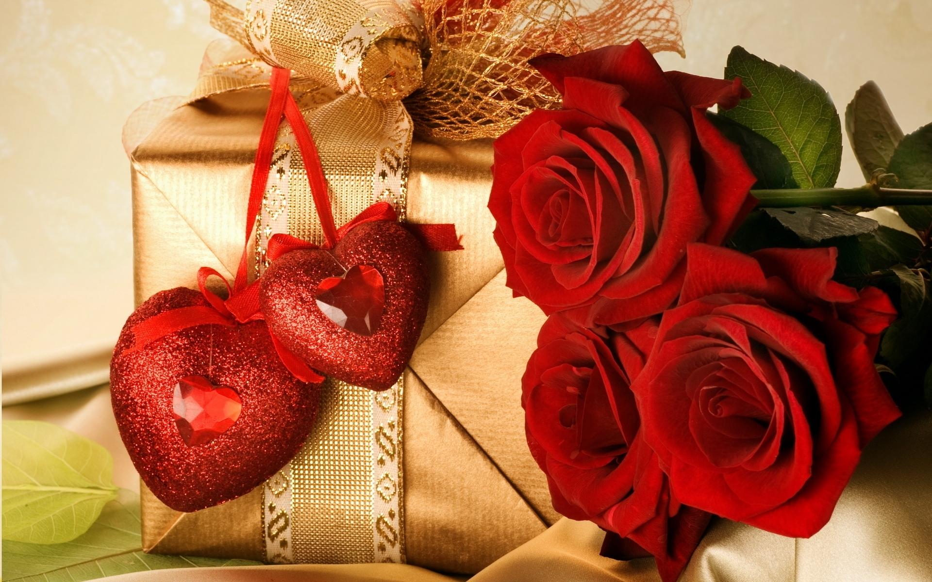 48715 скачать обои Растения, Цветы, Розы, Сердца, Объекты, Любовь - заставки и картинки бесплатно
