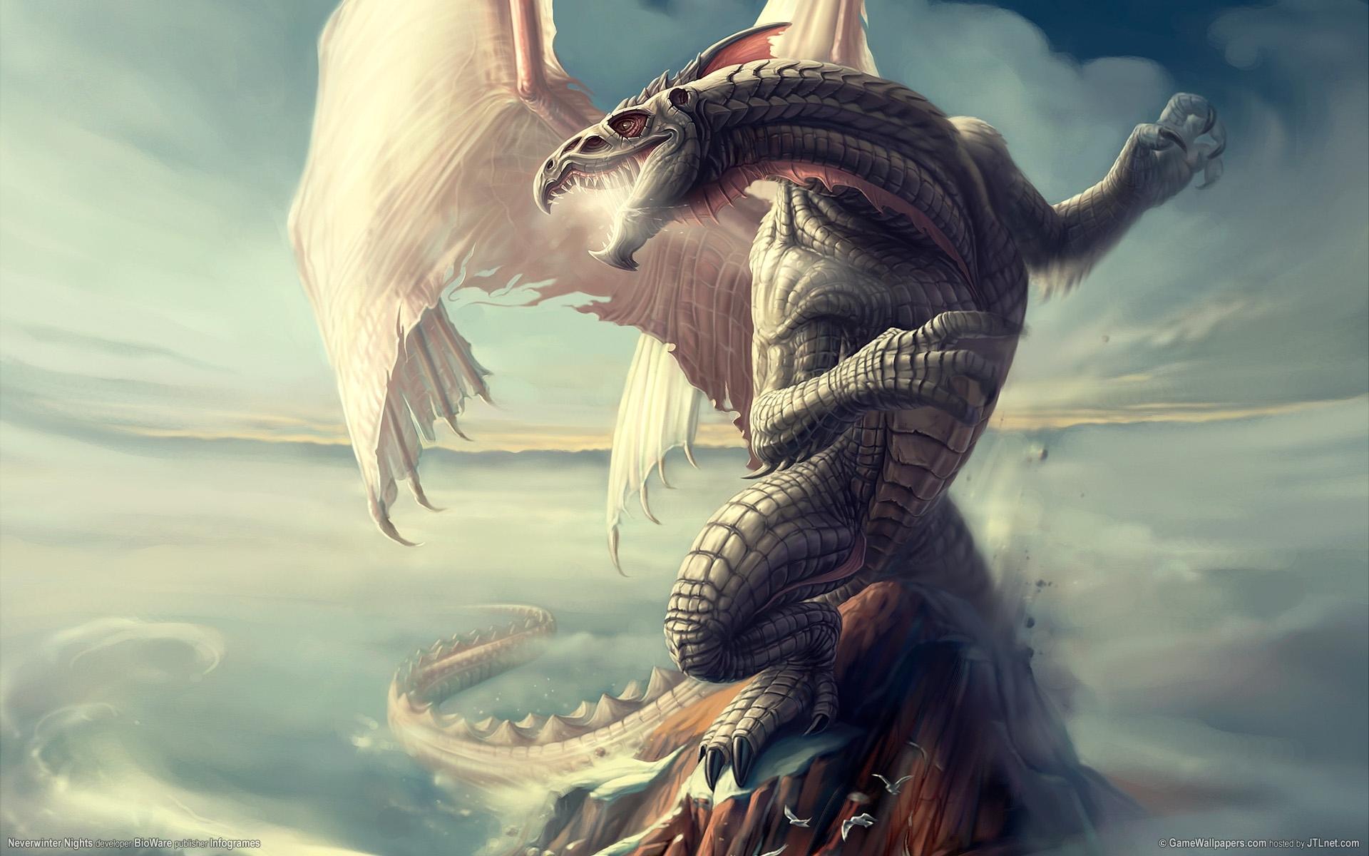 5785 descargar fondo de pantalla Fantasía, Dragones: protectores de pantalla e imágenes gratis