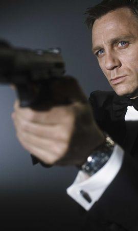 50237 télécharger le fond d'écran Cinéma, Personnes, Hommes, James Bond - économiseurs d'écran et images gratuitement