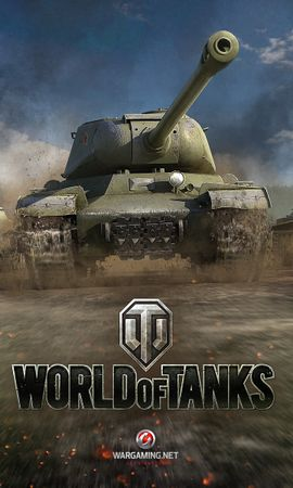 15045 Screensavers and Wallpapers Games for phone. Download Games, Tanks, World Of Tanks pictures for free