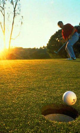 857 télécharger le fond d'écran Sport, Personnes, Herbe, Sun, Golf - économiseurs d'écran et images gratuitement