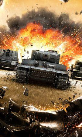 37859 télécharger le fond d'écran Jeux, World Of Tanks - économiseurs d'écran et images gratuitement