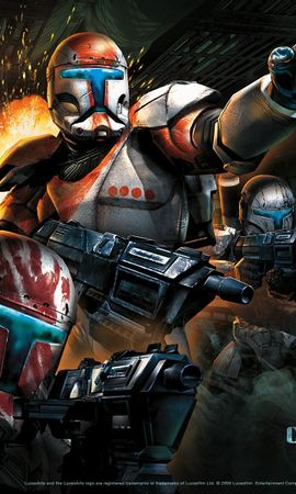 10553 download wallpaper Games, Star Wars screensavers and pictures for free
